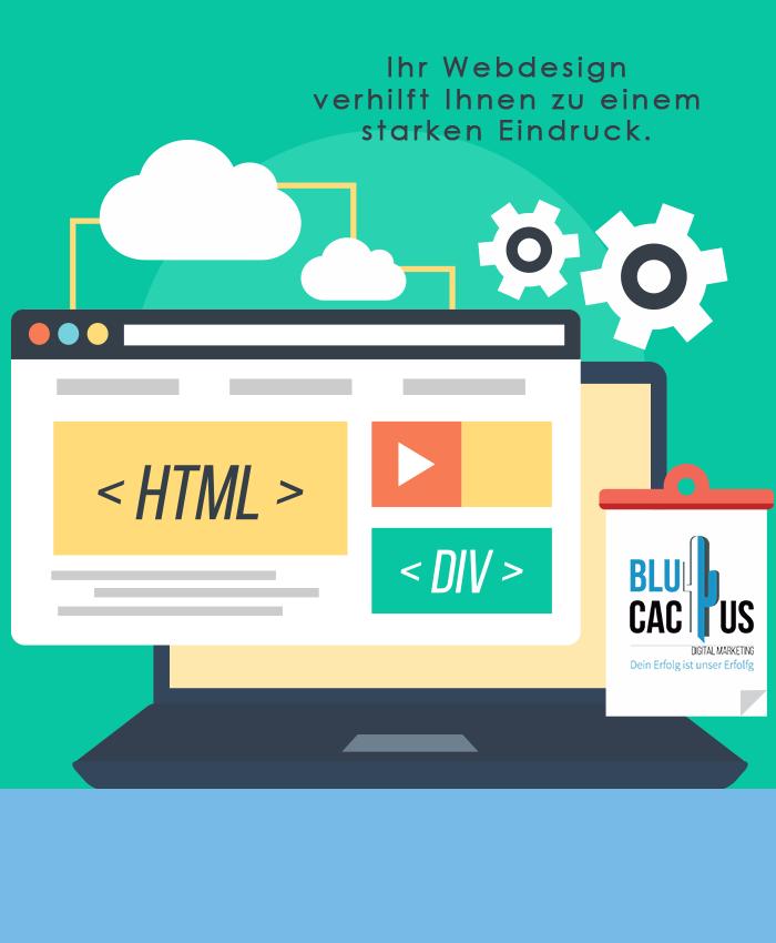 BluCactus - Grafikdesign - Die Internationale Grafik Design Agentur mit der Lösung Ihrer Web Probleme