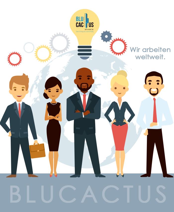 BluCactus - Grafikdesign - Die Internationale Grafik Design Agentur mit der Lösung Ihrer Probleme