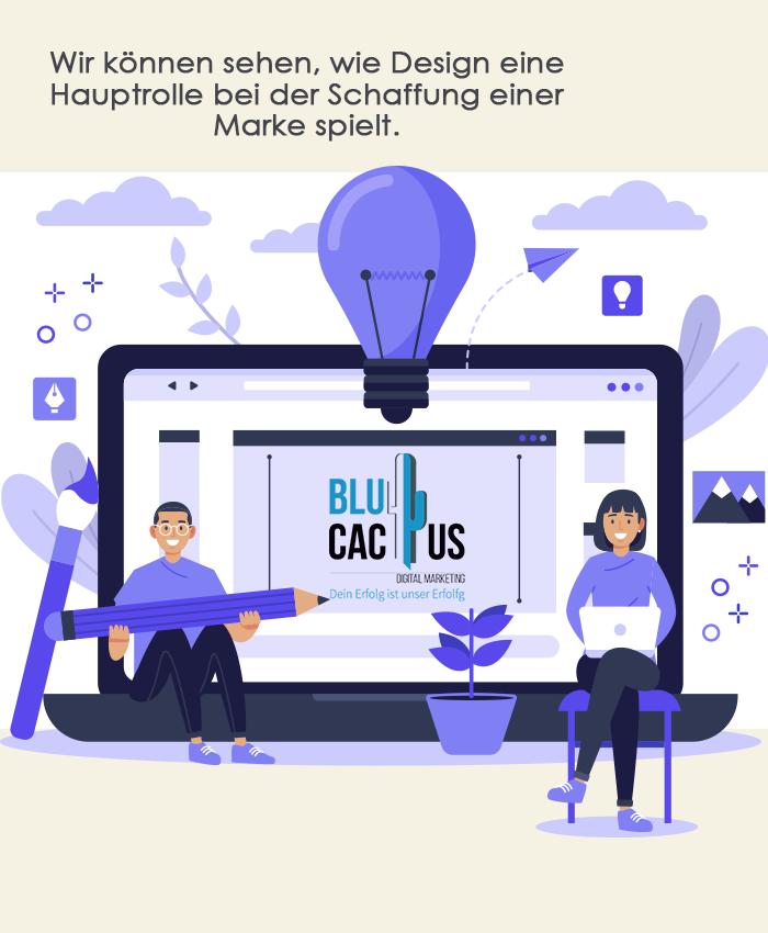 BluCactus - Grafikdesign Was macht eine Grafikdesignfirma
