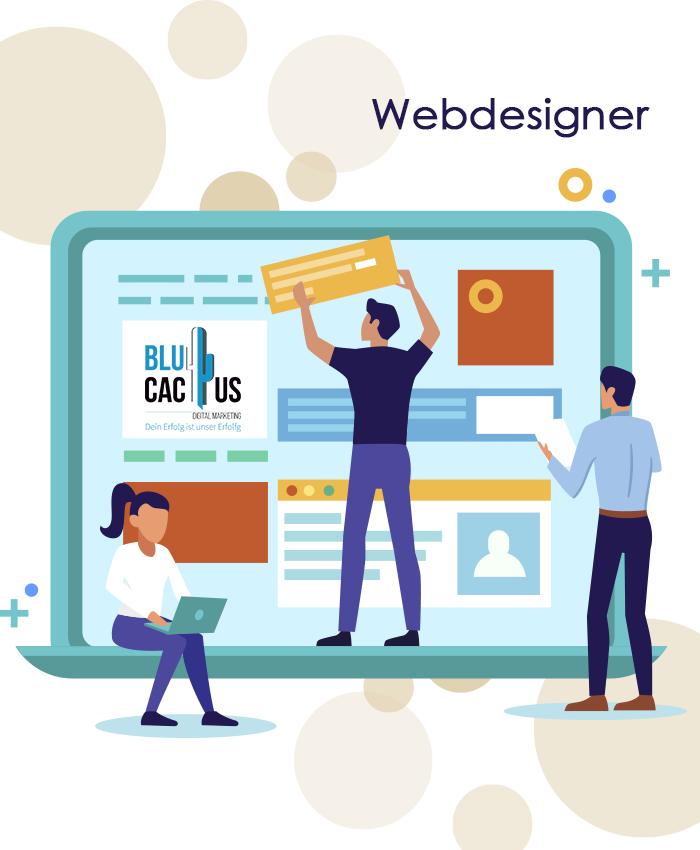 BluCactus - Grafikdesign - Webdesigner