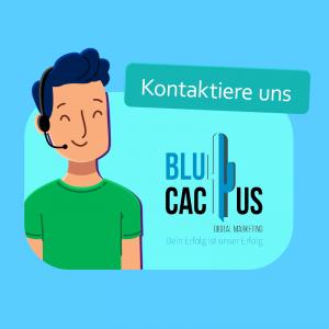 BluCactus - Was ist Software Entwicklung? Bitte kontaktieren Sie uns.