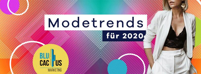 BluCactus-Mode trends für 2020 - cover