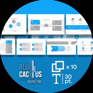 BluCactus-Arten von PowerPoint-Präsentationen-11-Aufzugsprñsentation.