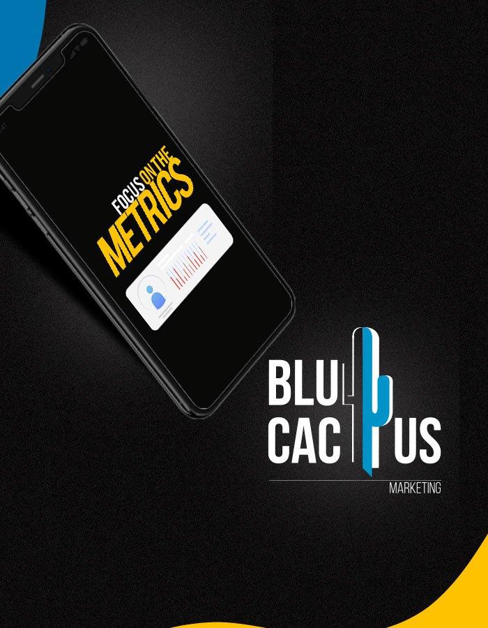 BluCactus - Die Social Media Marketing Agentur legt Ihre wichtigsten Kennzahlen fest