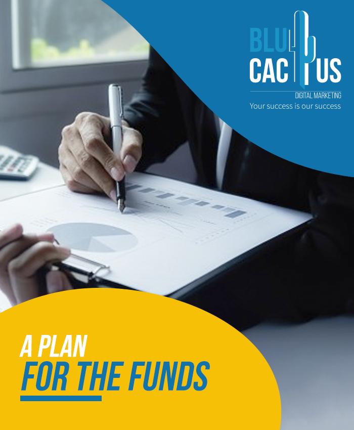 BluCactus Präsentationsagentur - Ein Plan für die Mittel