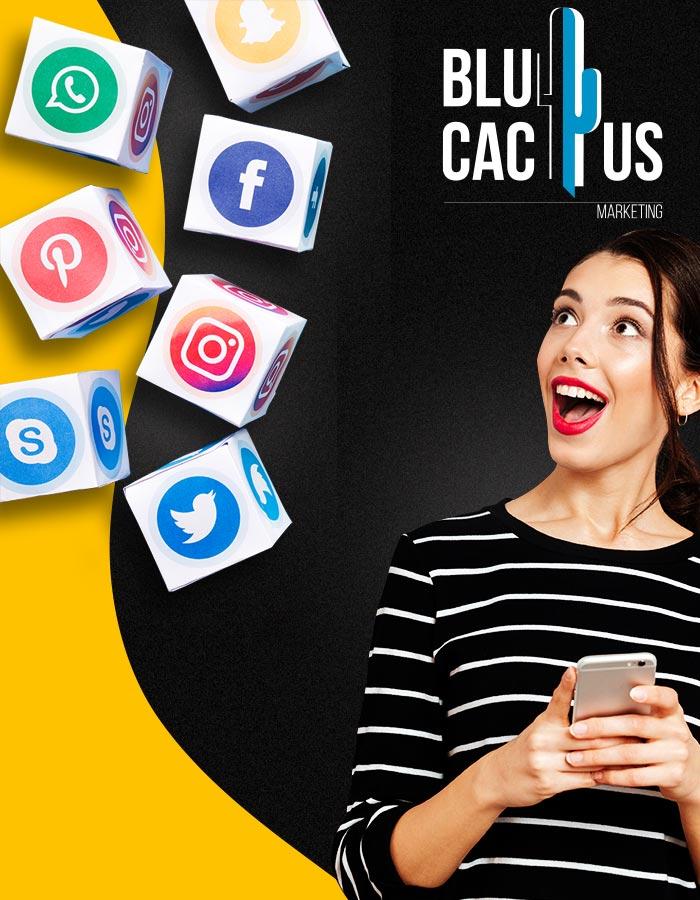 BluCactus - Holen Sie den besten ROI aus Ihrer Social Media Marketing-Kampagne heraus