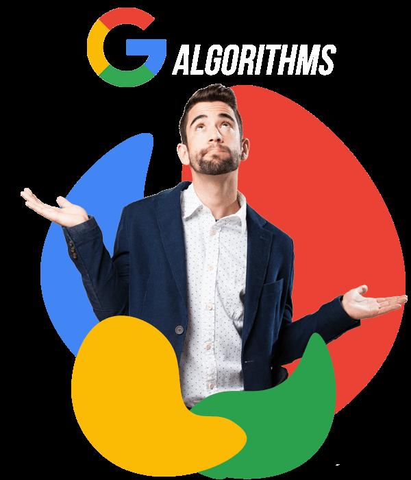 BluCactus - Wie funktionieren die Algorithmen von Google?