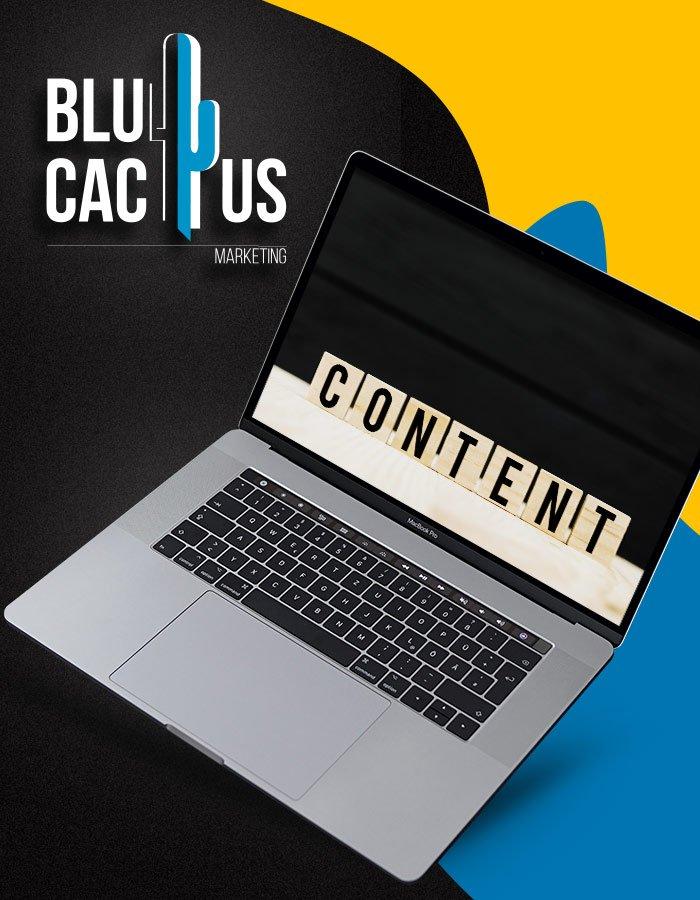 BluCactus - Inhalt schreiben