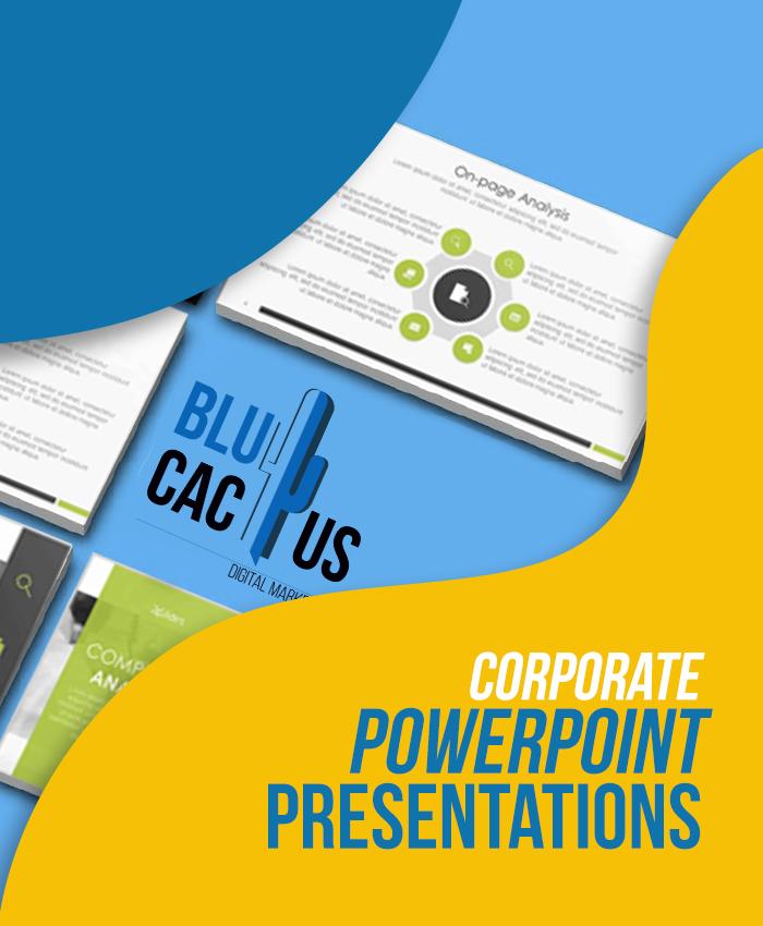 BluCactus - Präsentationsagentur
