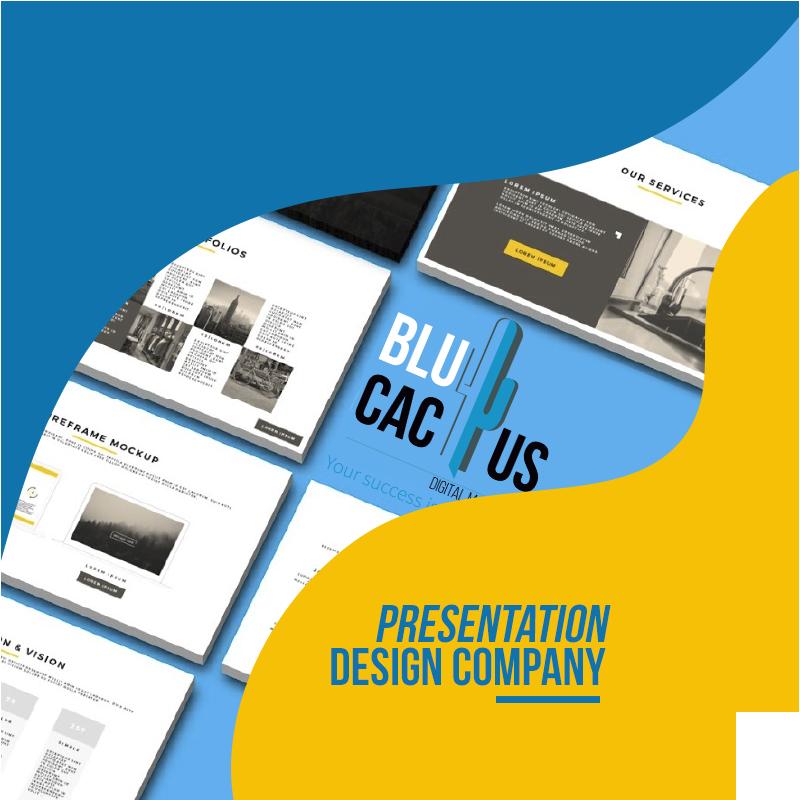 BluCactus - PowerPoint Agentur Hamburg