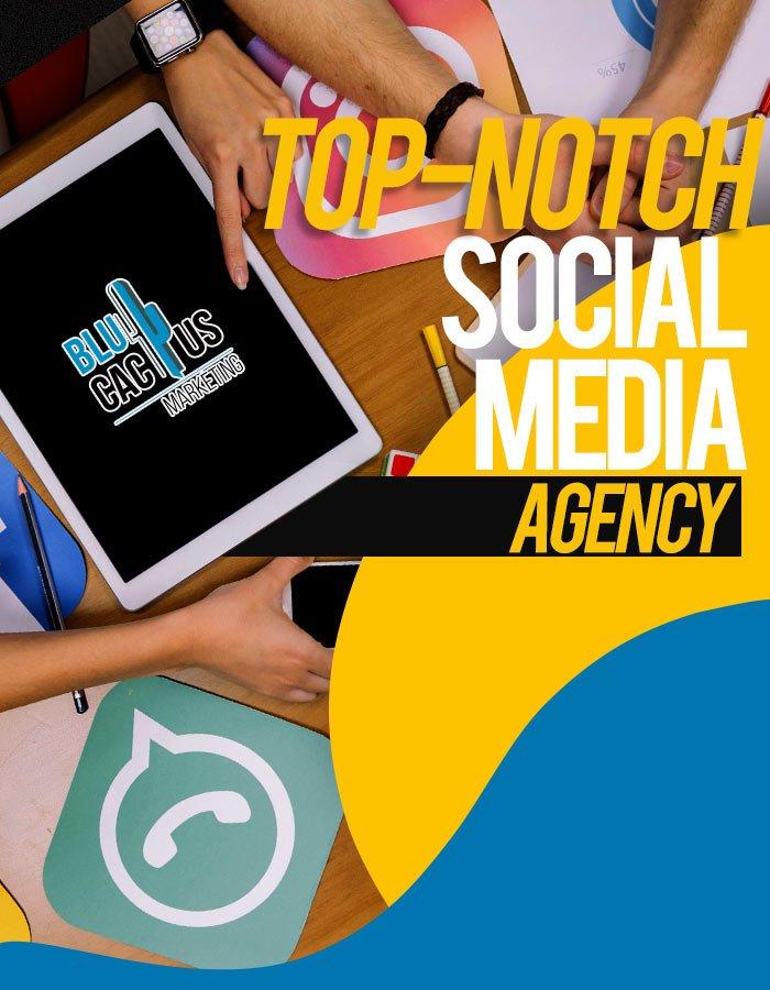BluCactus - Social Media Marketing Agentur Hamburg