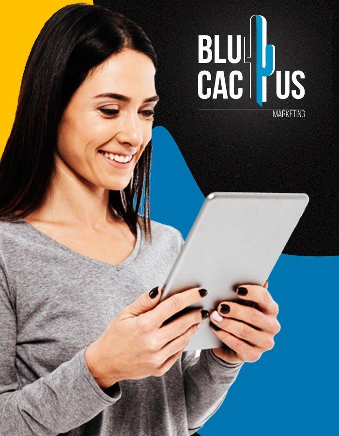 BluCactus - Social Media bezahlte Werbung