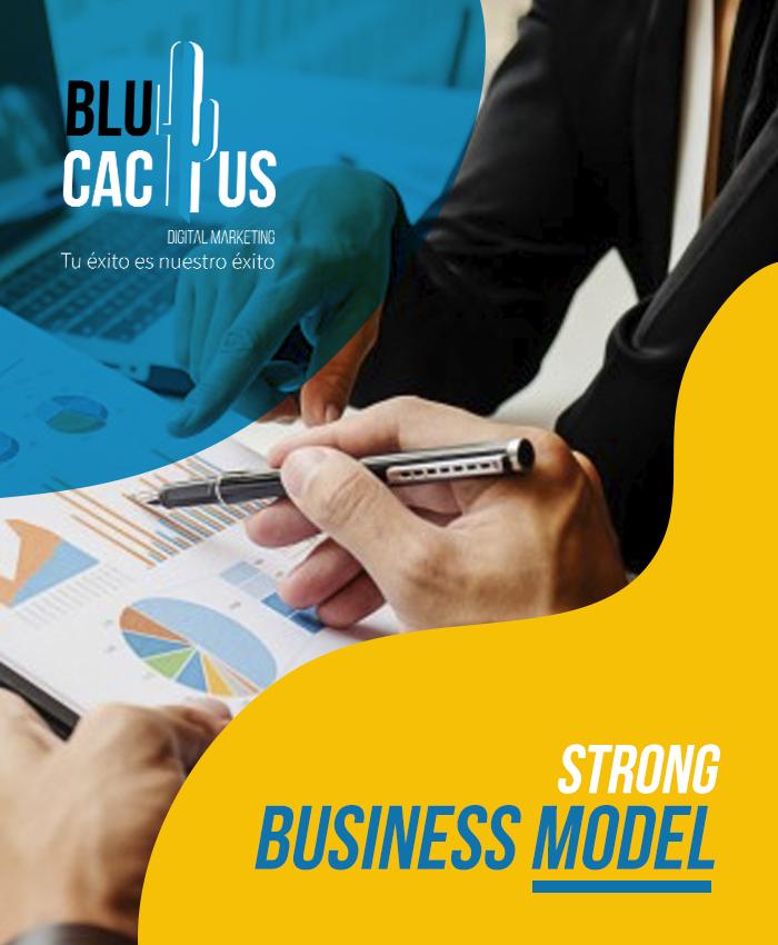 BluCactus - Starkes Geschäftsmodell der Präsentationsagentur