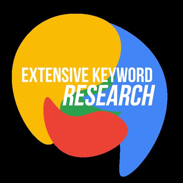 BluCactus - Umfassende Schlüsselwortnachforschung