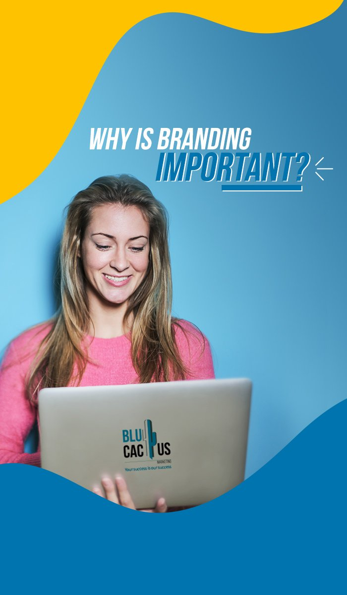 BluCactus - Warum ist Branding wichtig