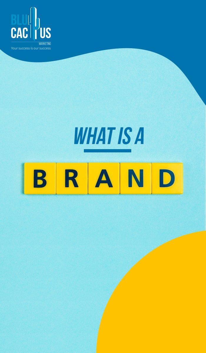 BluCactus - Was ist eine Marke