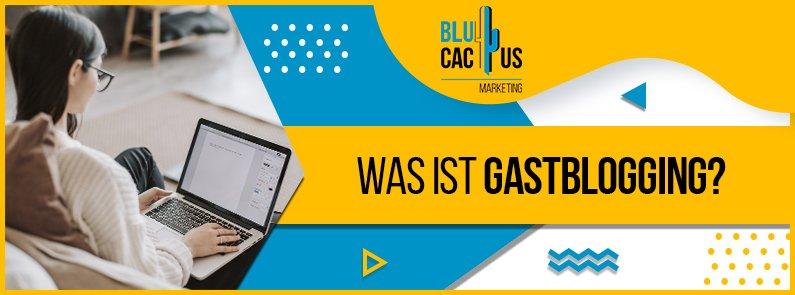 BluCactus - was ist gastblogging - title